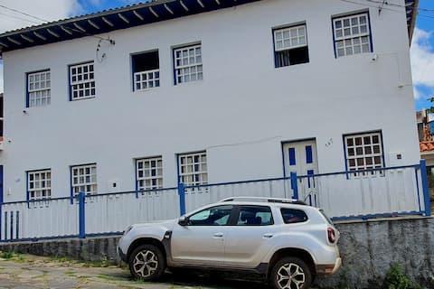 Casa Amorá (o aconchego de sua casa em Diamantina)