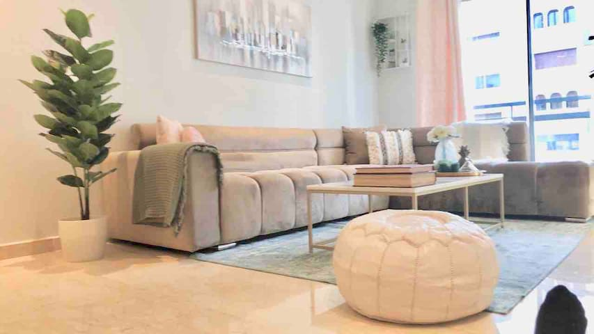 Comfortable&Prestigious Flat in a Lively Place最佳位置