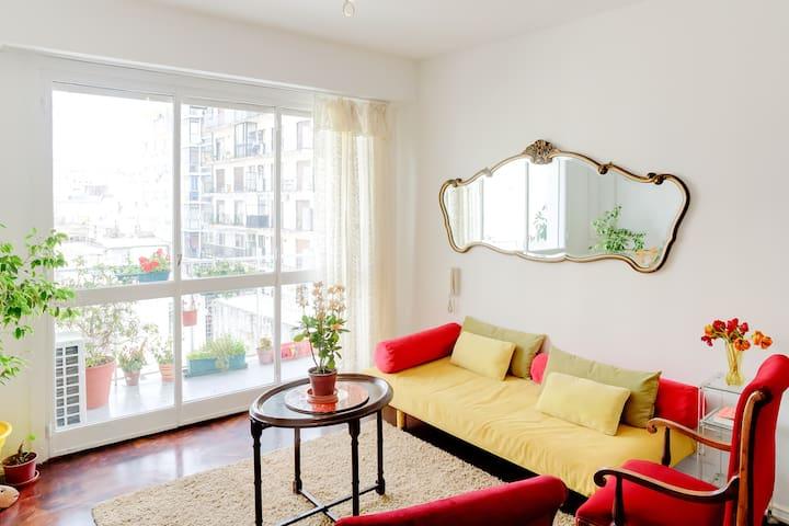 Beautiful Apartment in Retiro - Buenos Aires - Apartamento