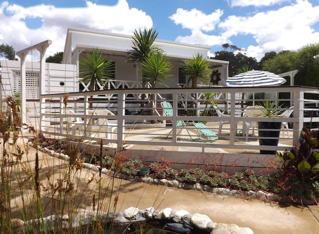 Sparkling Springs Cabin - Creswick - Haus