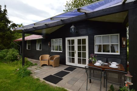 Cozy Holiday Home in Moergestel with Garden