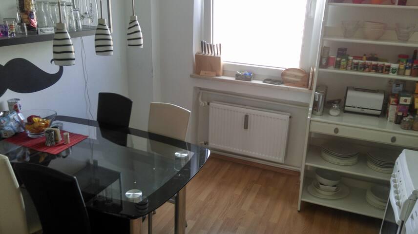 24m² private room, in the centre! - Münih - Daire
