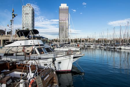 Bed & sail in Barcelona! - Barcelona - Vaixell