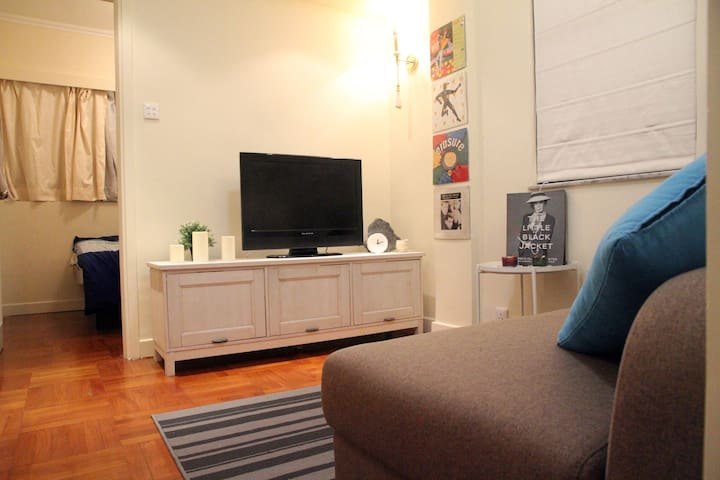 Fleming home 2BR flat in Wan chai