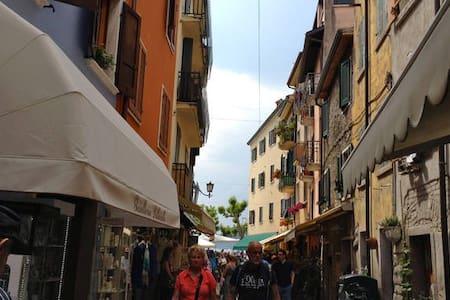 Cà Antonia marine lake house + 2 free bikes - Garda