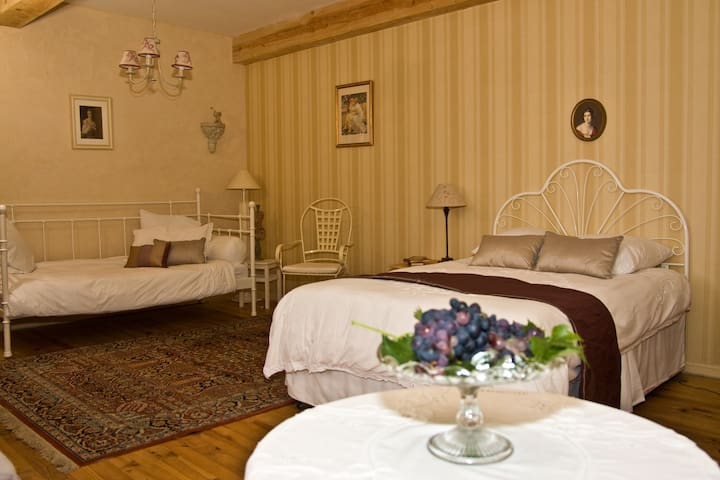 Peaceful bed and breakfast near Carcassonne - Alaigne