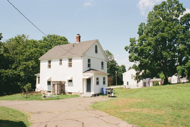 Classic Farm House on a Working Farm