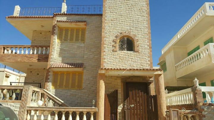 Marvelous villa ,Sidi Abd El-Rahman House
