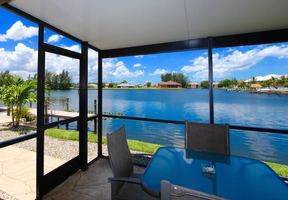 Cozy Apartment U 4 Lakeview Villas Apartments For Rent In Cape Coral Florida United States