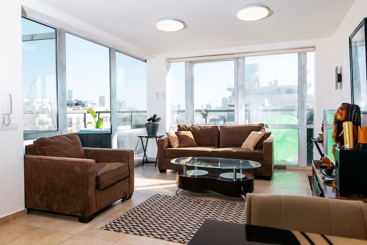 Luxury, Seaview city center Duplex