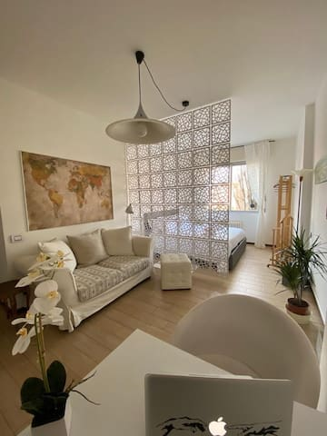 Relax&Comfort surrounded by greenery in Bergamo