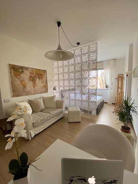 Hjem søde hjem, at føle sig hjemme i Bergamo