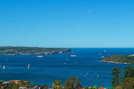 Mosman Sunny 1 bedder - Ocean View, Balmoral Beach - 莫斯曼 - 公寓