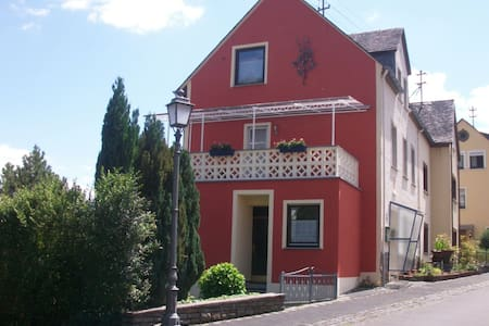 Comfortable Holiday Home near Vineyards in Bremm
