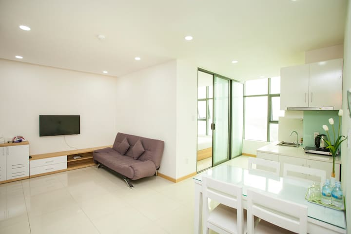 Seaview 2 bedroom apartment