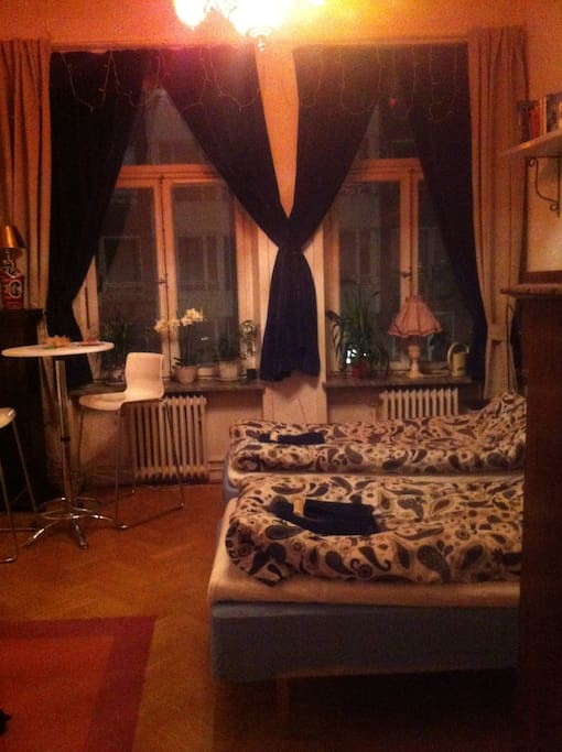 stockholm city bed and breakfasts for rent in stockholm stockholms l n sweden. Black Bedroom Furniture Sets. Home Design Ideas