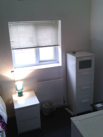 Single Bedroom with breakfast - Manchester - Hus