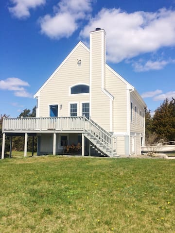Waterfront home on Buzzards Bay - Fairhaven - House