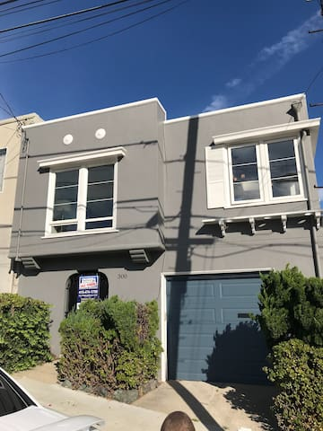 Beautiful home in lovely San Francisco!