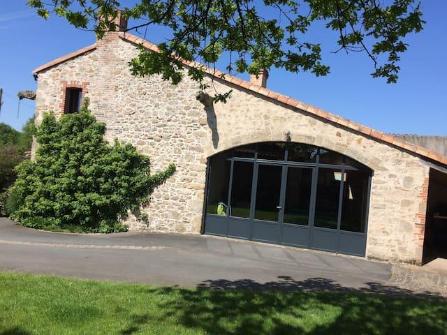 Maison de village à dix minutes du Puy du Fou!