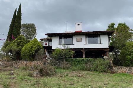 Villa del sol, casa vistas al lago de Patzcuaro