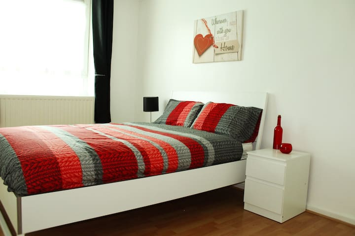 (277HAN2) Bright & Cosy Double Room in London