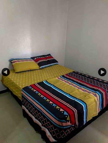 Habitación privada  en Apartamento Bogota