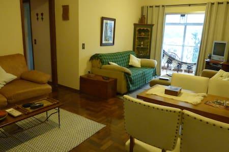 Apt confortável em Terê - Teresópolis - 아파트