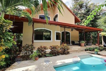 Amazing 3 Bedroom House  & Casita on Playa Conchal