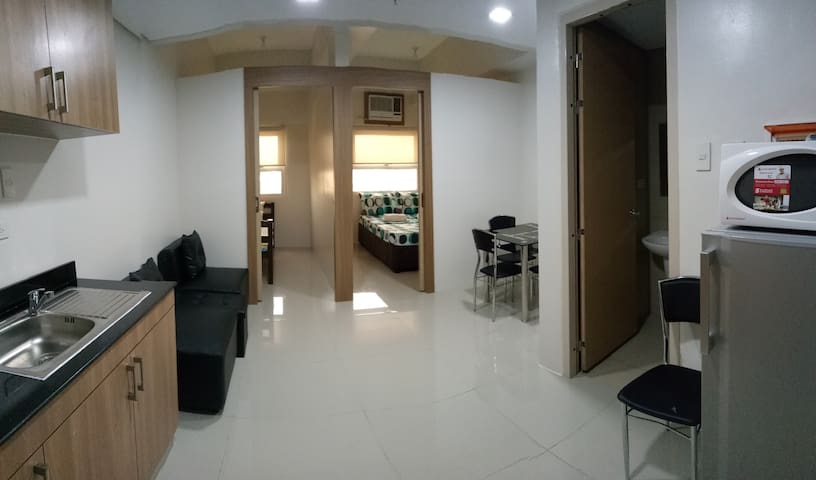 Deluxe 2BR unit Jhocson Residences Sampaloc Manila