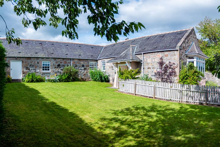 Beautiful home from home in rural Aberdeenshire