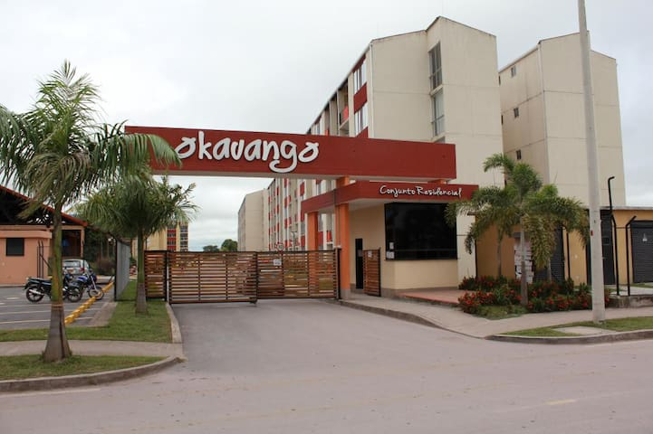 ALQUILER APARTAMENTO VACACIONAL VILLAVICENCIO - Villavicencio - Leilighet