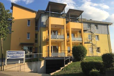 Apartmenthaus SportCHALET - 3-Zimmer-Apartment - Bad Dürrheim - Apartment