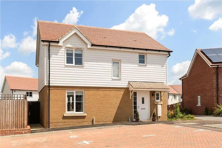 3 Bedroom House just outside Newport Pagnell - Milton Keynes - Huis