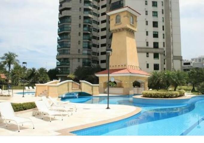 Oceanfront Resort Lazer total