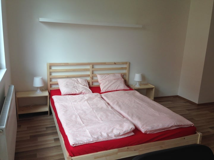 New apartment in Prague - 10 minutes to Metro