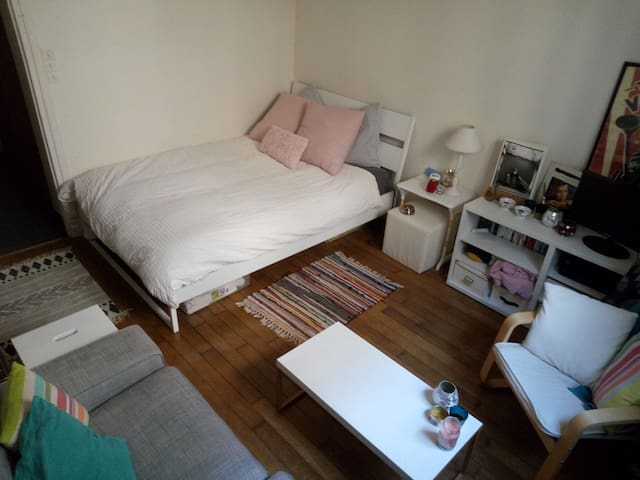 Cosy appartment near Eiffel Tower - Paris - Flat