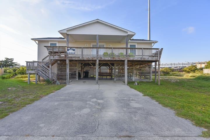 OBX RETREAT -- Adorable single level home in a quiet cul de sac w/ Free Daily Activities