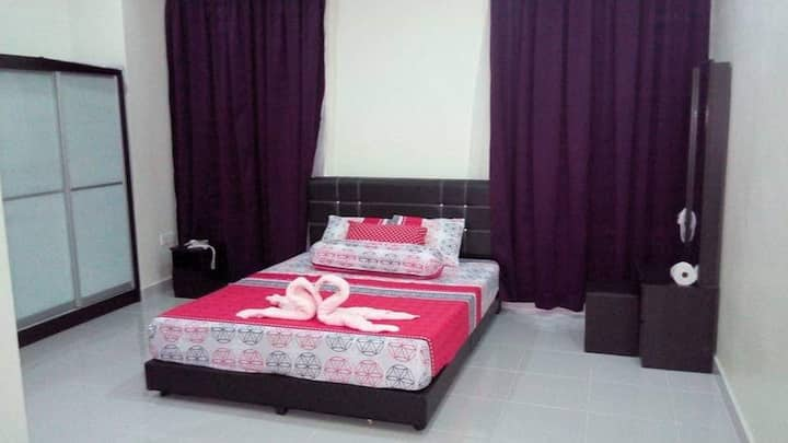 Homestay Az-Zahra, 3 bedrooms