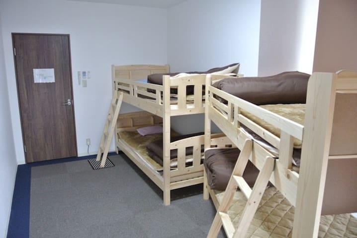 ゲストハウスANCHOR(4人部屋) - Nishinomiya-shi - Guesthouse