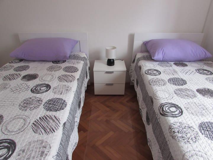 Bioci, room, free parking
