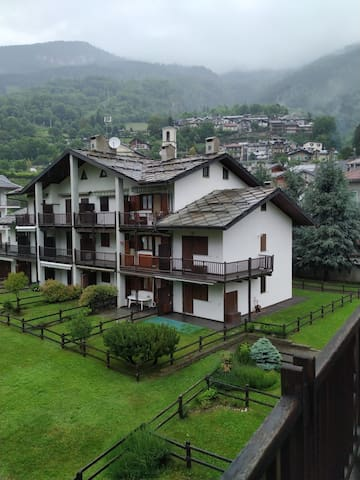 Accogliente loft in alta Val Chisone