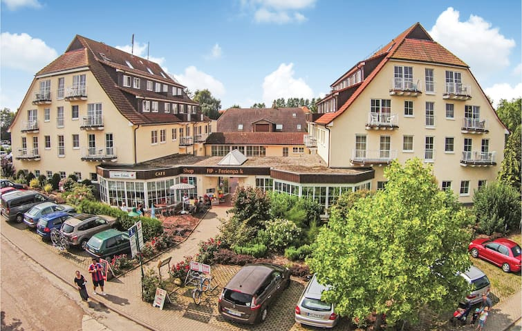 Holiday apartment with 1 bedroom on 43m² in Insel Poel/Gollwitz