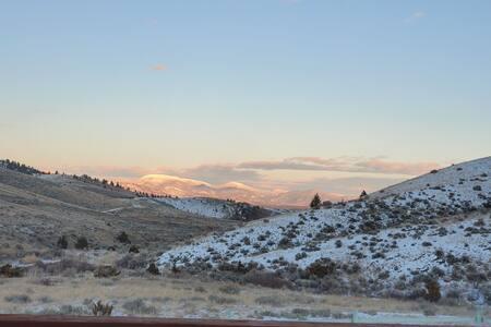 Quiet Montana Getaway not far from Civilization