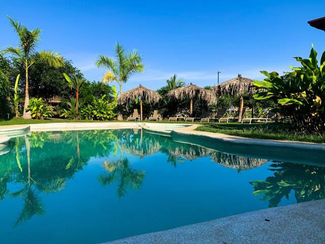 Origenes Lodge · Playa Hermosa · Casa para 6