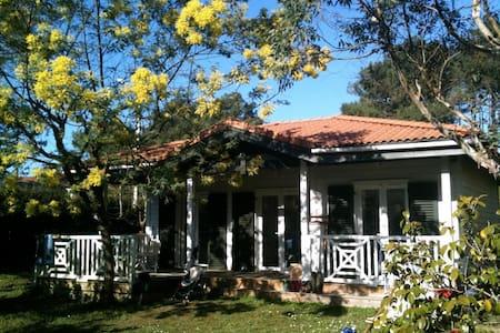 Villa 4pers. Anglet Chiberta plages et golf - Anglet - Villa