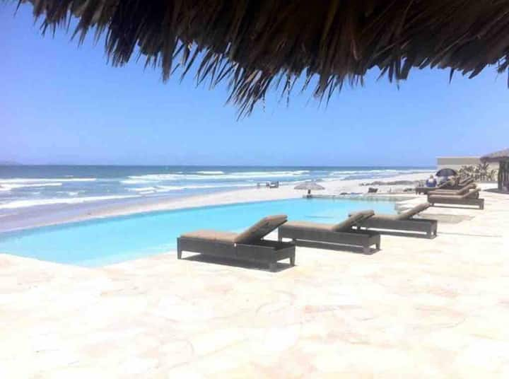 Secluded Rosarito Getaway