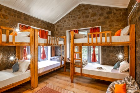 A Bed in 8 Bed Mixed Dorm in Kodaikanal