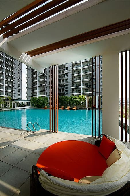 Anyaman Residence Swimming Pool - 安雅曼公寓 游泳池