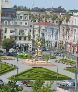 Excellent apartment in the center of Batumi